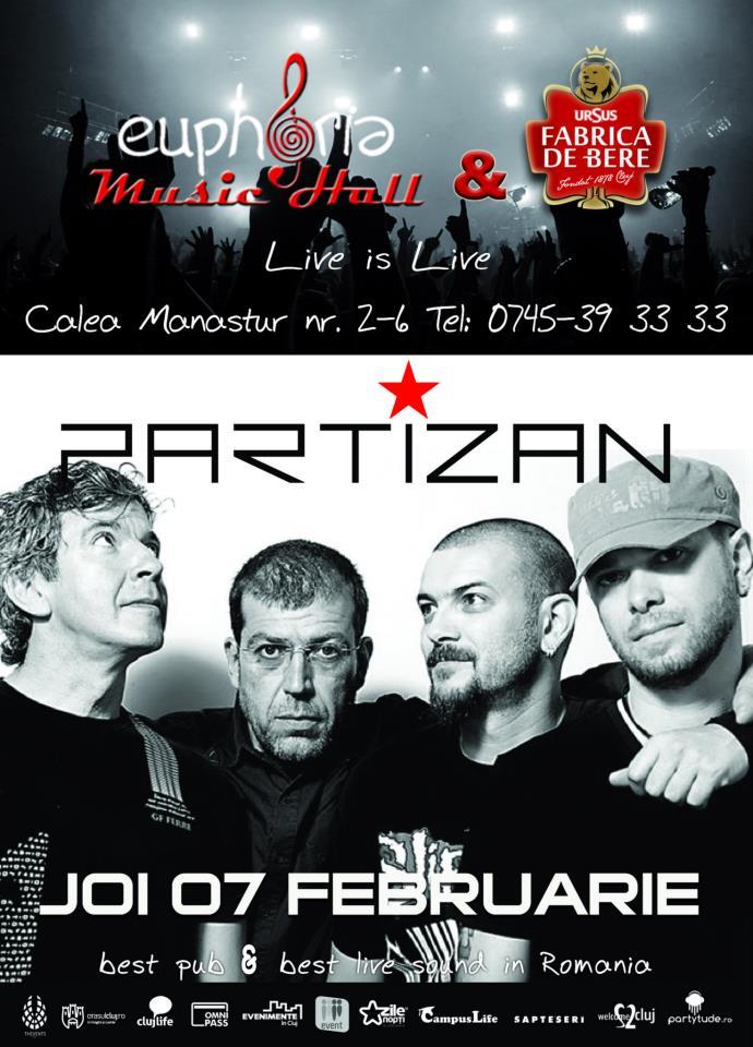 Partizan @ Euphoria Music Hall