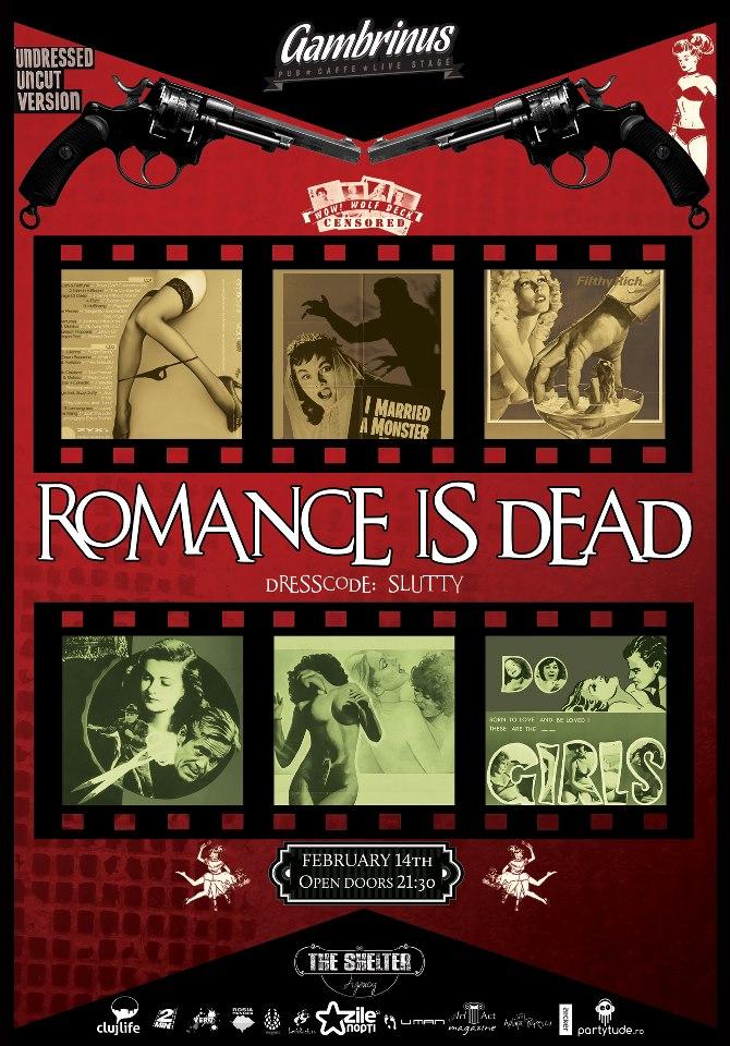 Romance is dead @ Gambrinus Pub