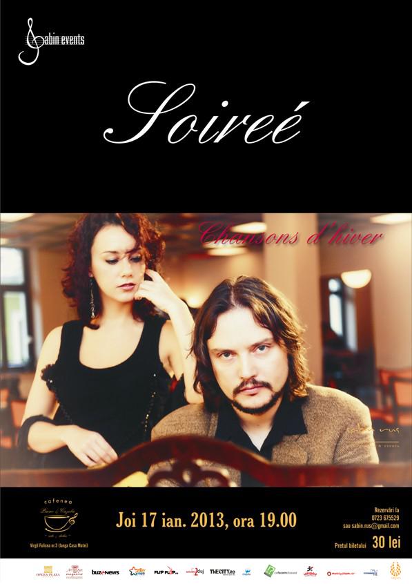 Soiree @ Piano Cazola
