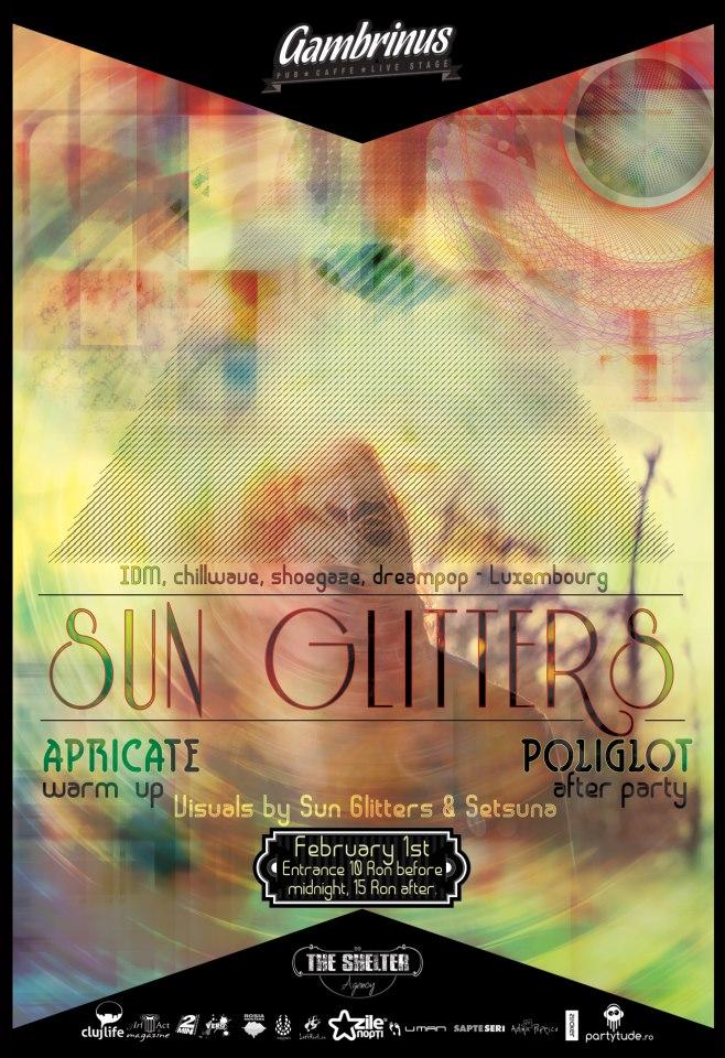 Sun Glitters @ Gambrinus Pub