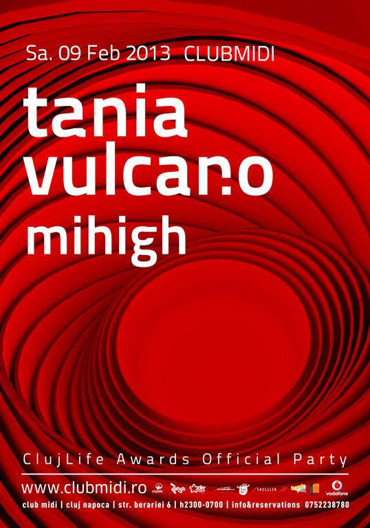 Tania Vulcano @ Club Midi