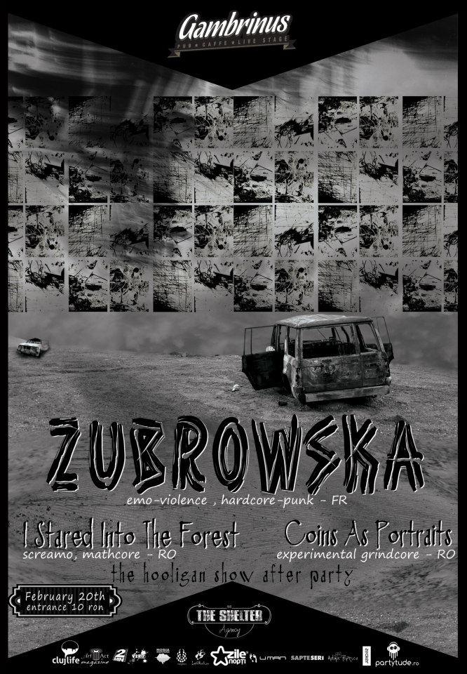 Zubrowska @ Gambrinus Pub