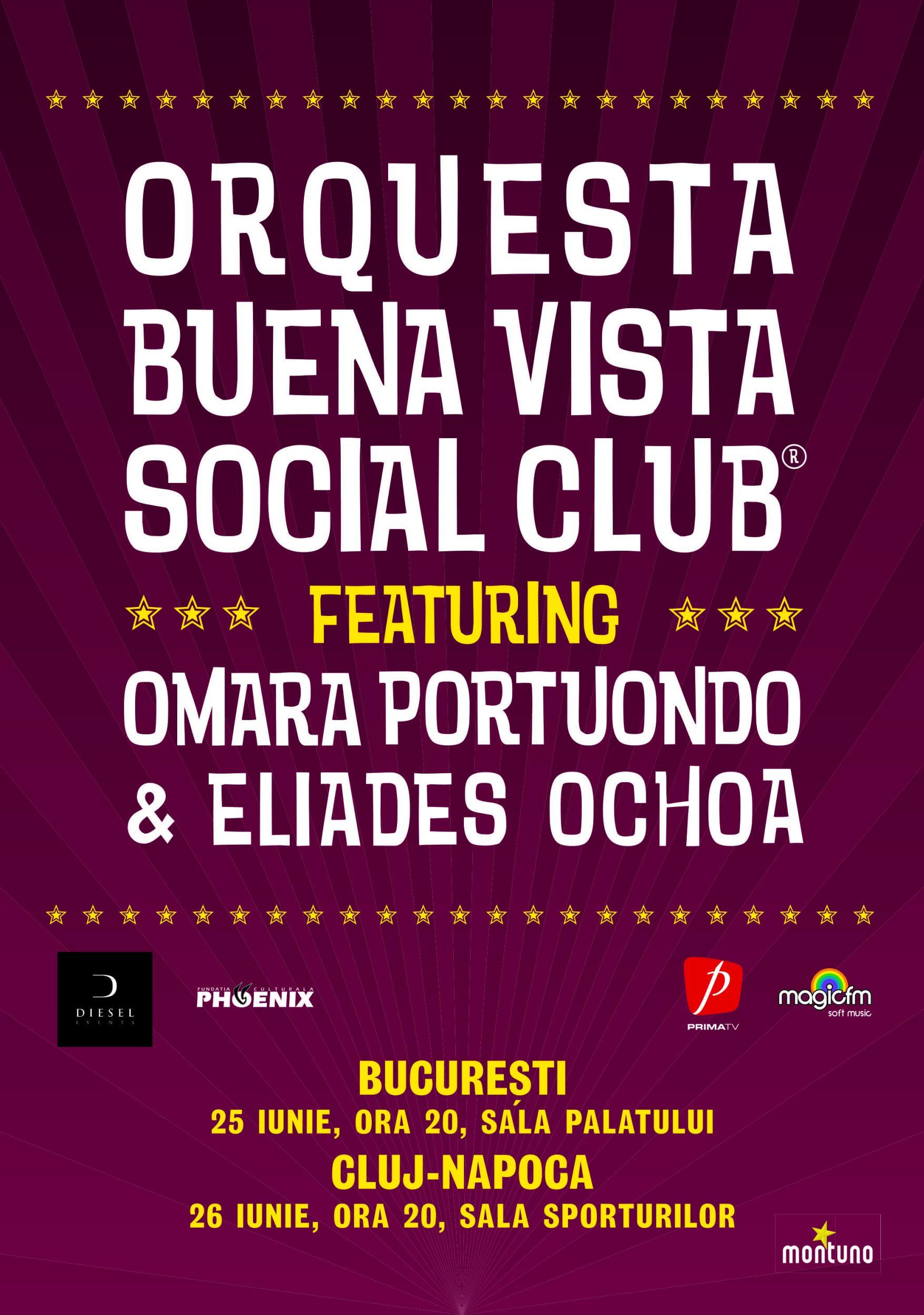 Buena Vista Social Club @ Sala Sporturilor