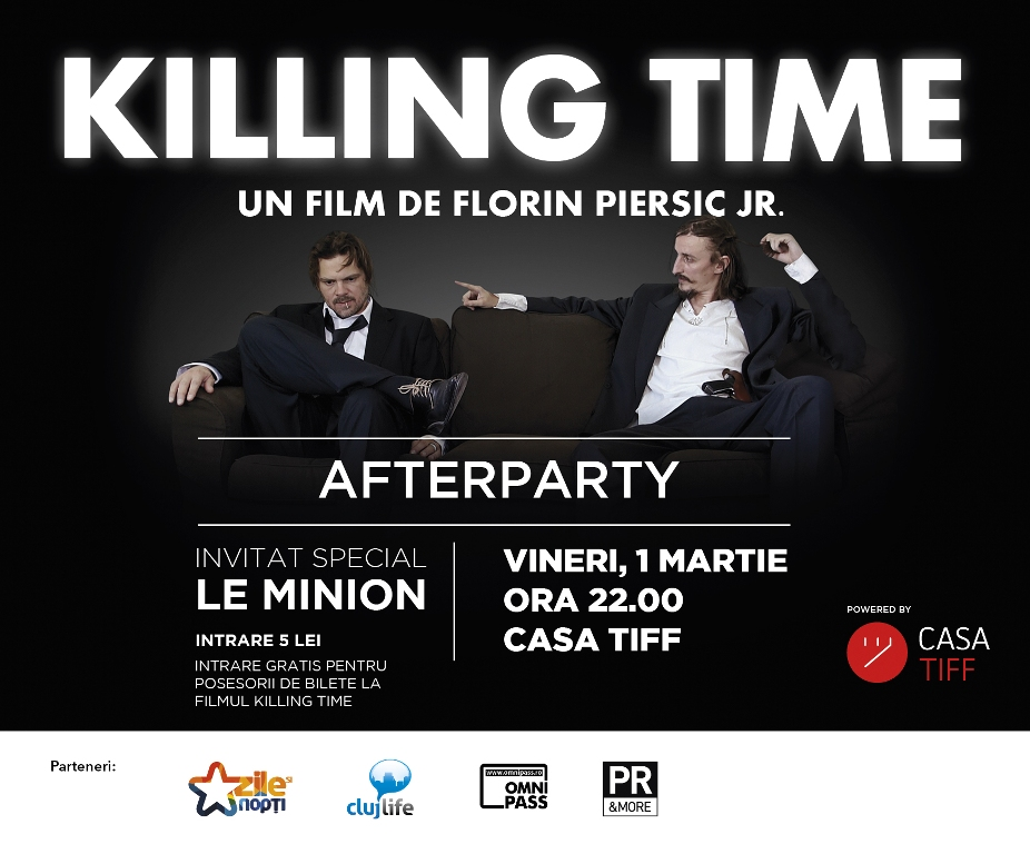 Killing Time Afterparty @ Casa TIFF