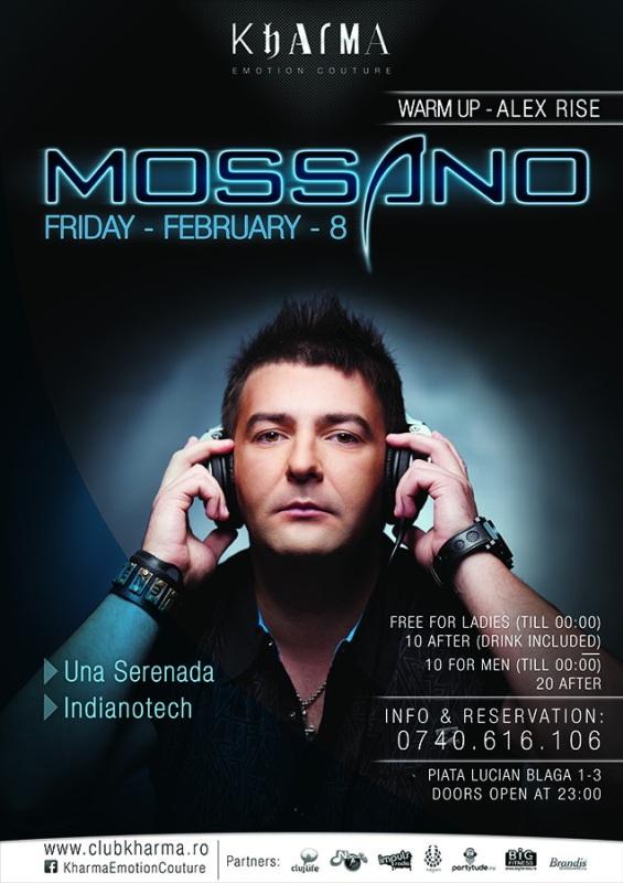 Mossano @ Club Kharma