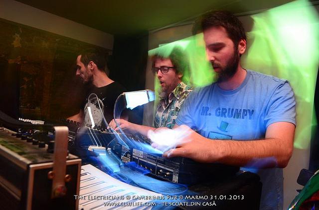 Poze: The Electricians @ Gambrinus Pub