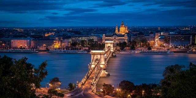 Trei zile în Budapesta