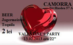 Valentine's Party @ Camorra