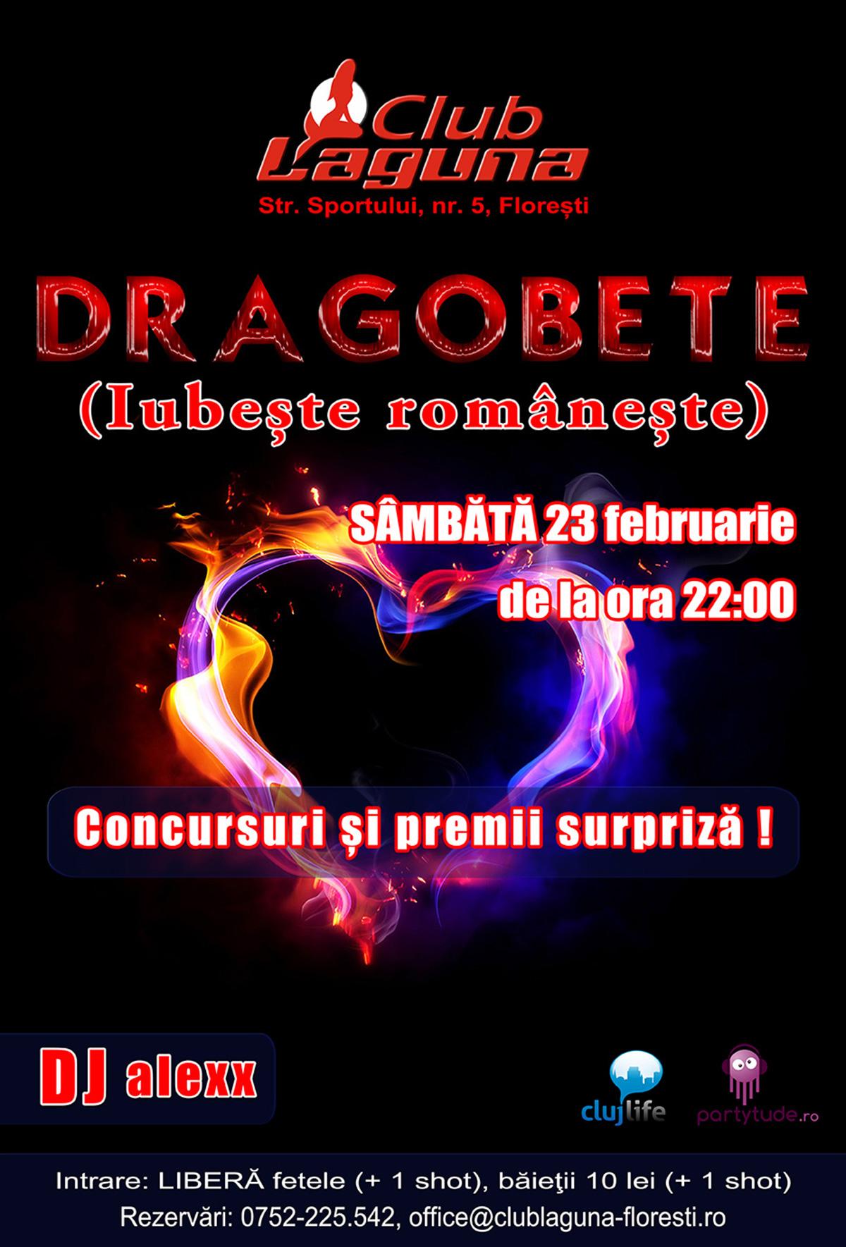 Dragobete @ Club Laguna