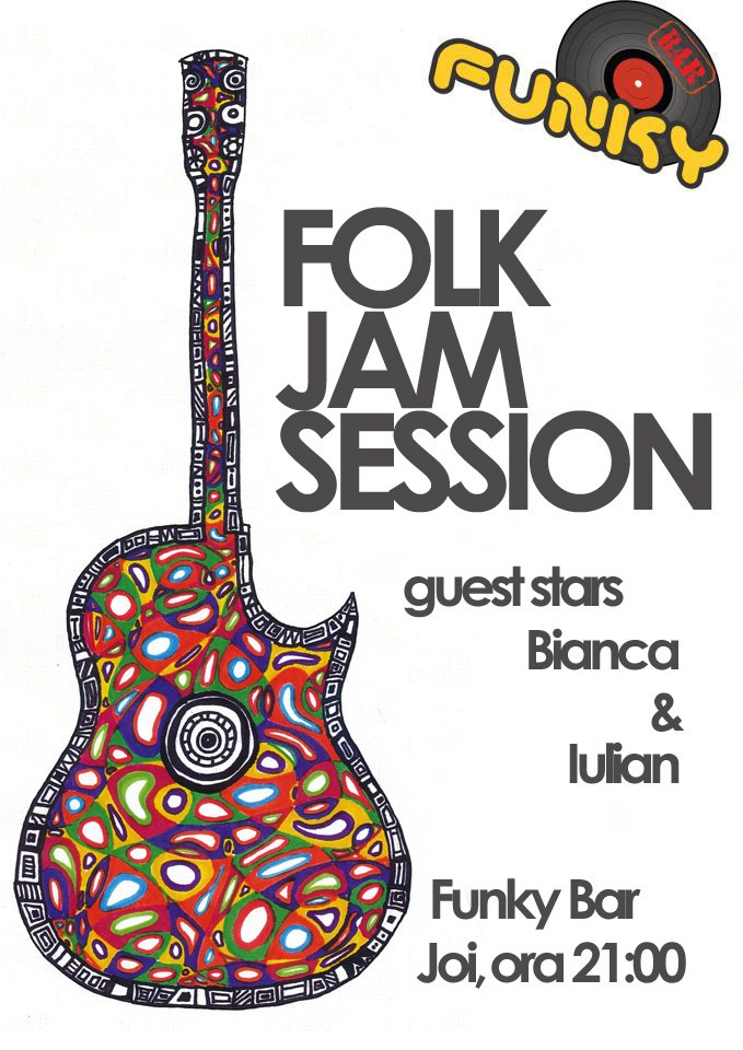Folk Jam Session @ Funky Bar