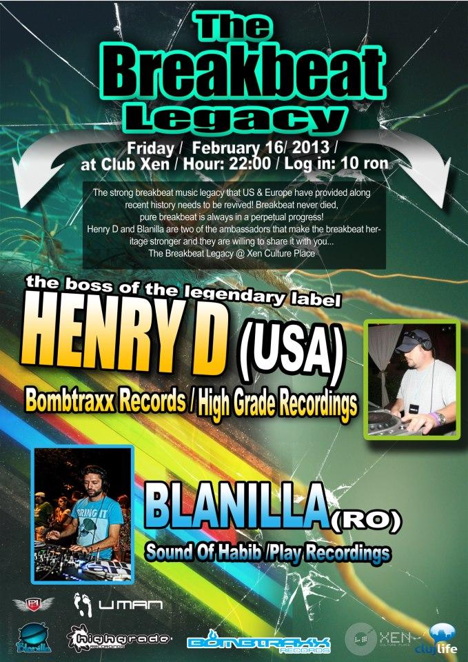 The Breakbeat Legacy @ Club Xen
