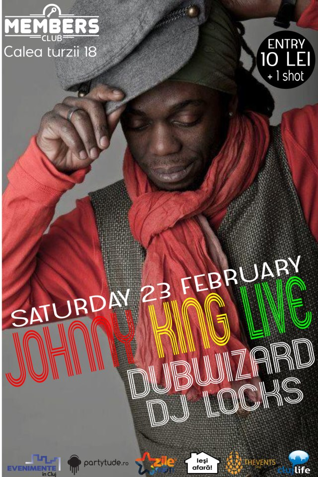 Johnny King @ Members Club