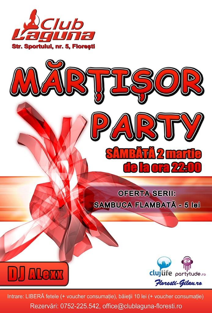 Martisor Party @ Club Laguna