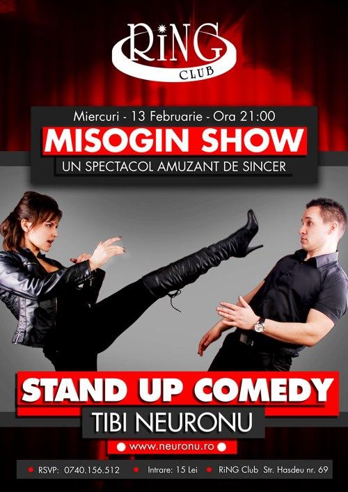 Misogin Show @ Club Ring