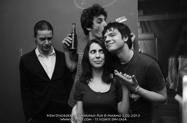 Poze: New Disorder @ Gambrinus Pub