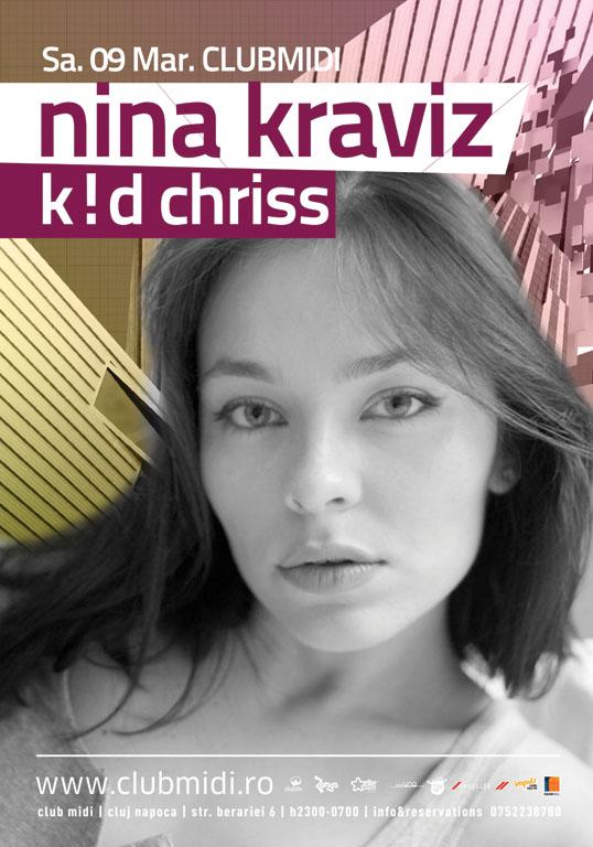 Nina Kraviz @ Club Midi