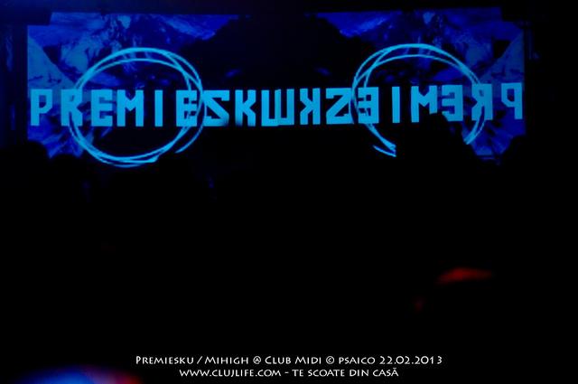 Poze: Premiesku @ Club Midi