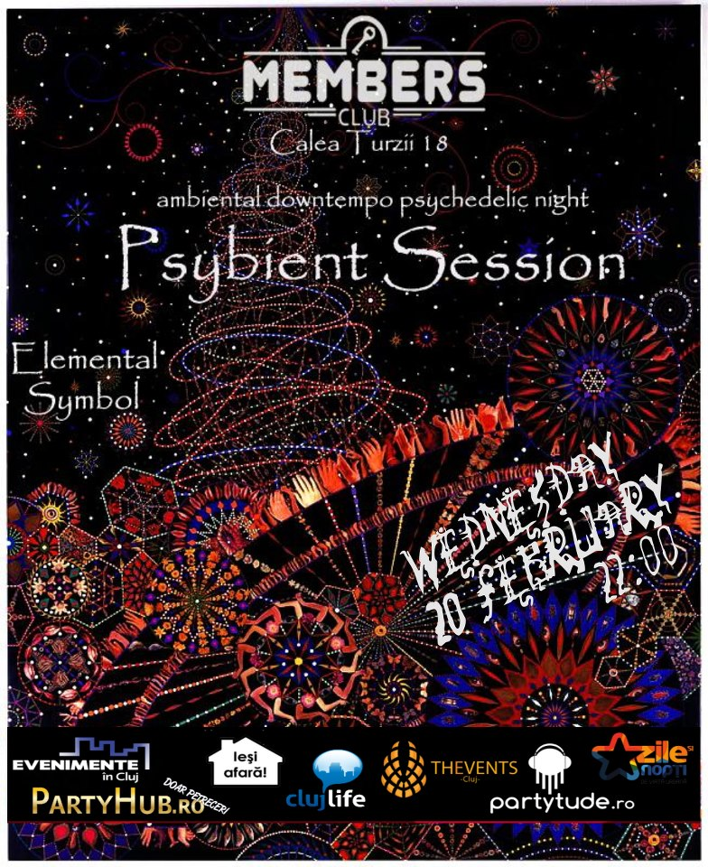 Psybient Session @ Members Club