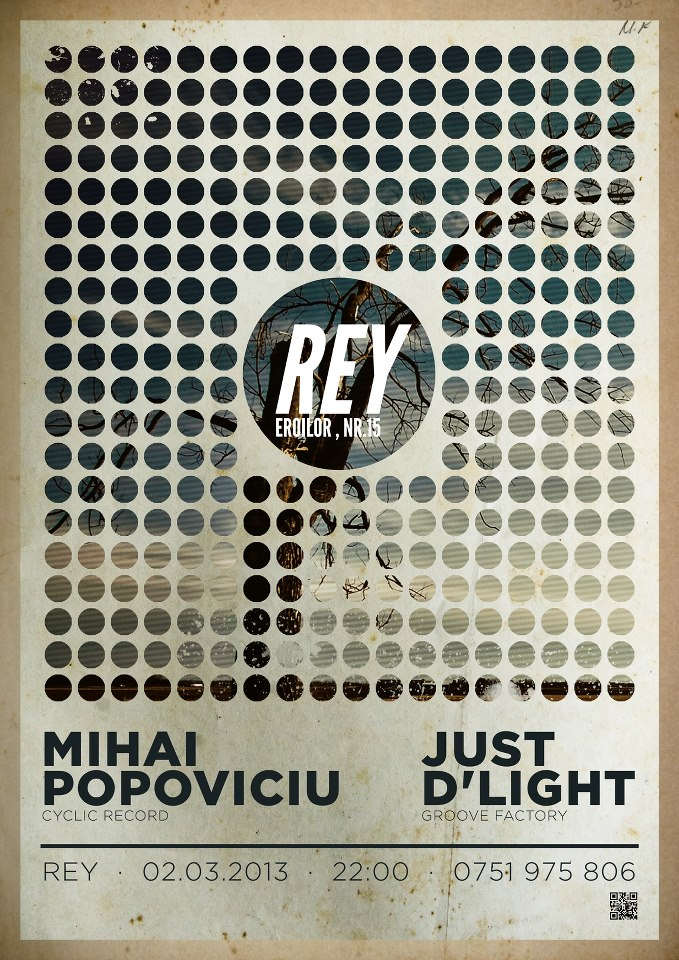 Mihai Popoviciu & Just D'Light @ REY