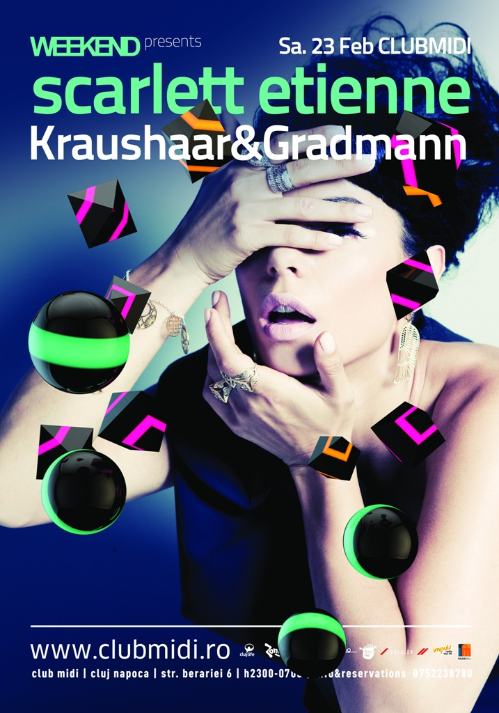 Scarlett Etienne / Kraushaar & Gradmann