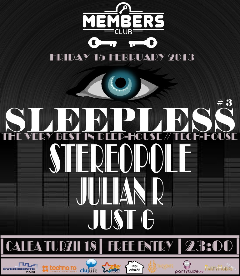 Sleepless @ Members Club