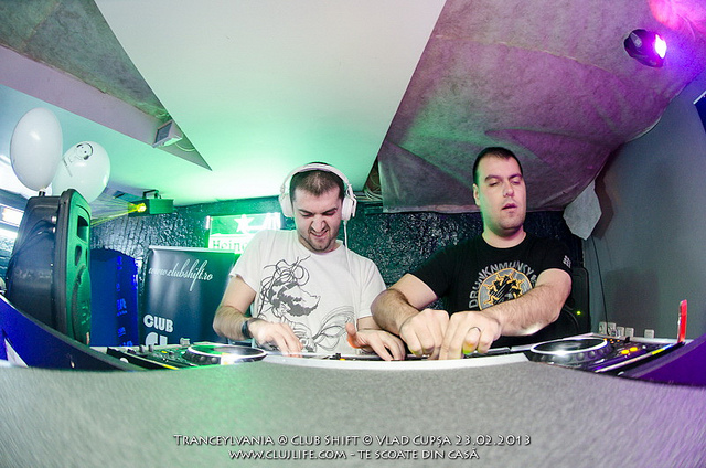 Poze: Tranceylvania @ Club Shift