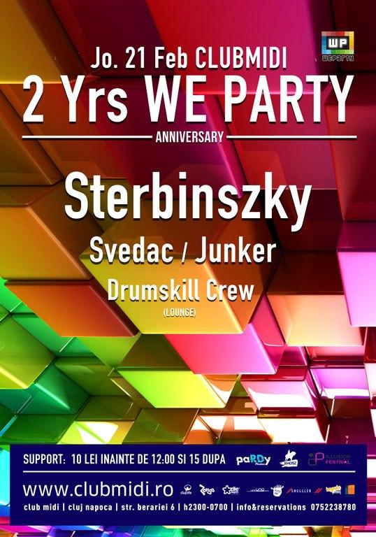 Sterbinszky @ Club Midi