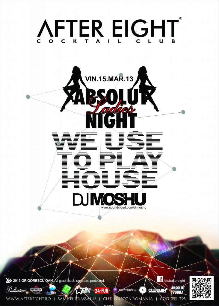 We Use To Play House @ After Eight