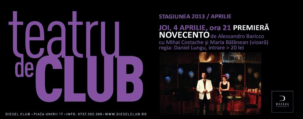 Novecento @ Club Diesel