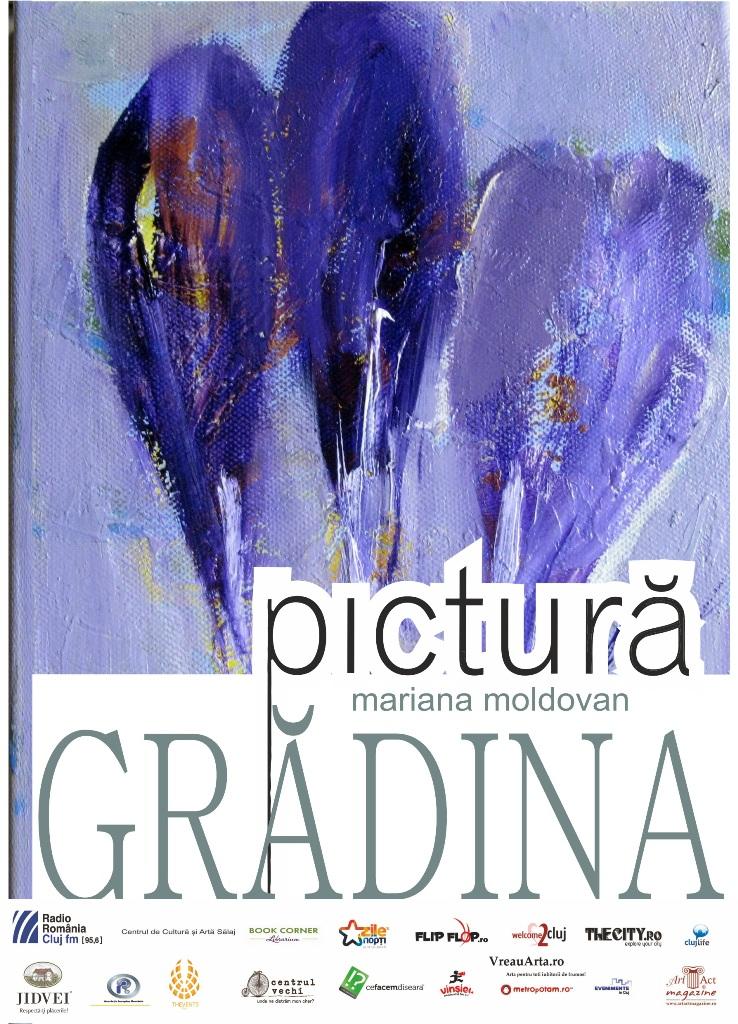 Expoziţie de pictură Mariana Moldovan