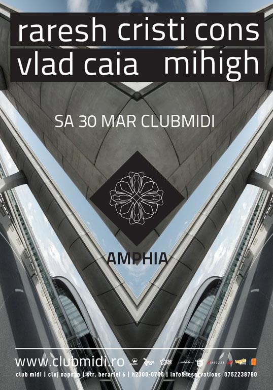 Raresh / Cristi Cons / Vlad Caia / Mihigh