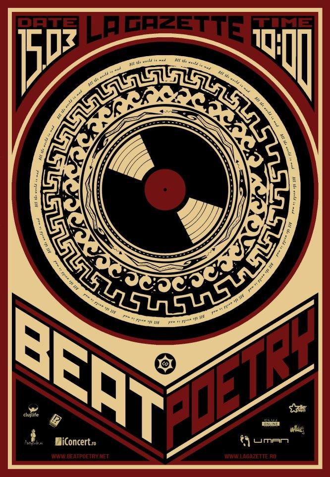 Beat Boetry @ La Gazette