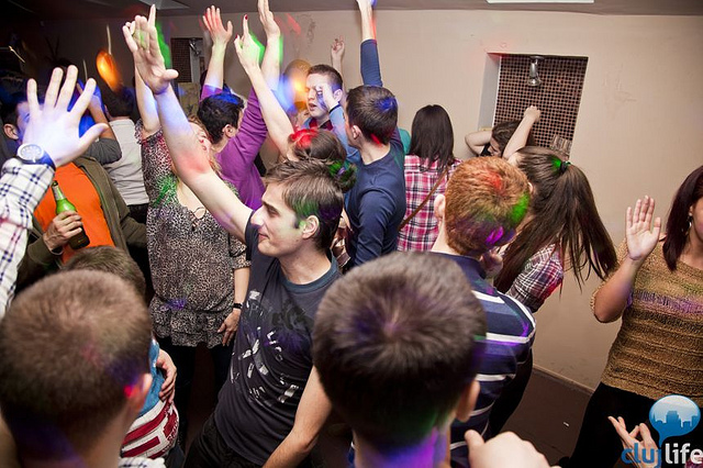 Poze: Student Party @ Camorra Bar