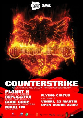 Counterstrike @ Flying Circus Pub