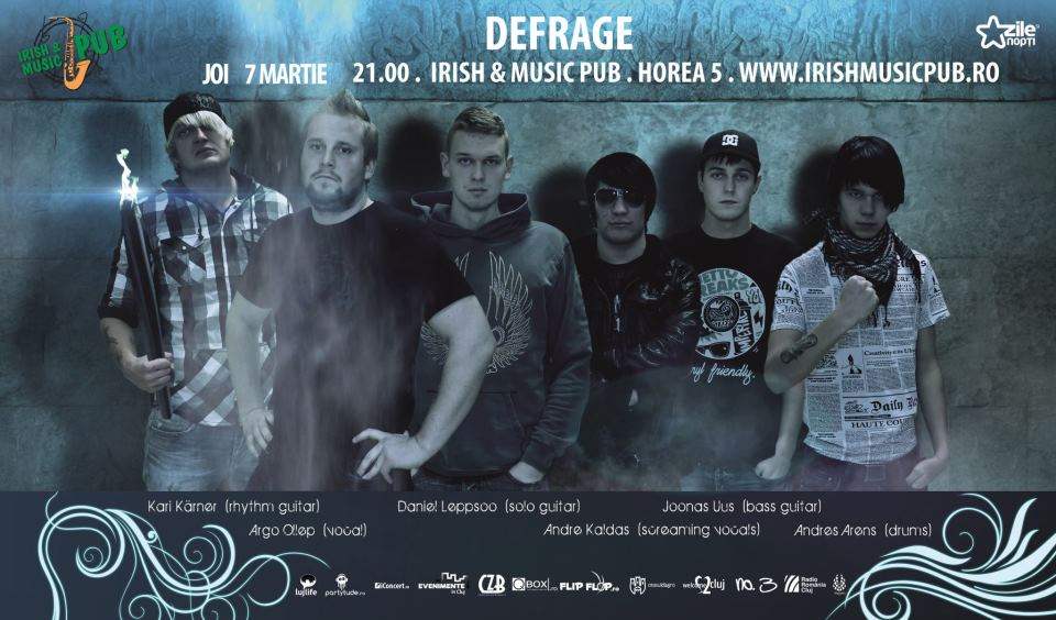 Defrage @ Irish & Music Pub