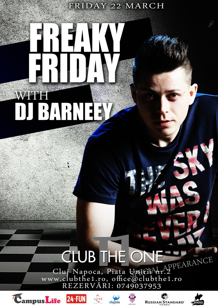 Freaky Friday @ Club The One