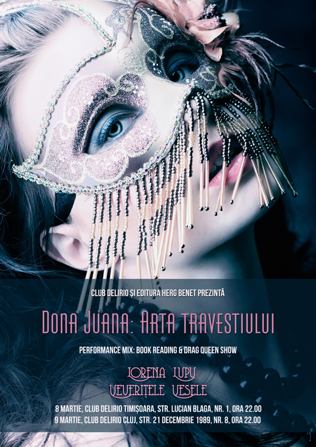 Dona Juana: Arta travestiului