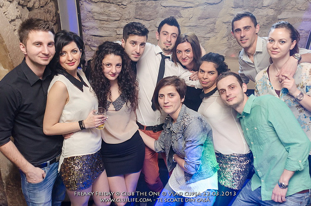 Poze: Freaky Friday @ Club The One