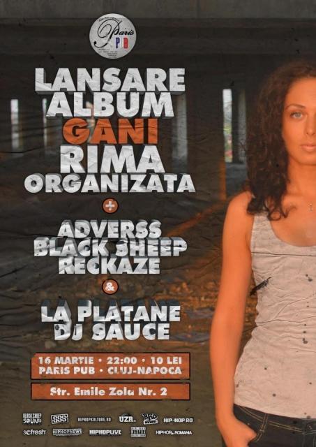Gani @ Paris Pub