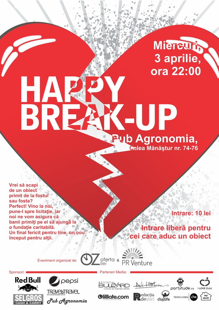 Happy Break-up @ Pub Agronomia