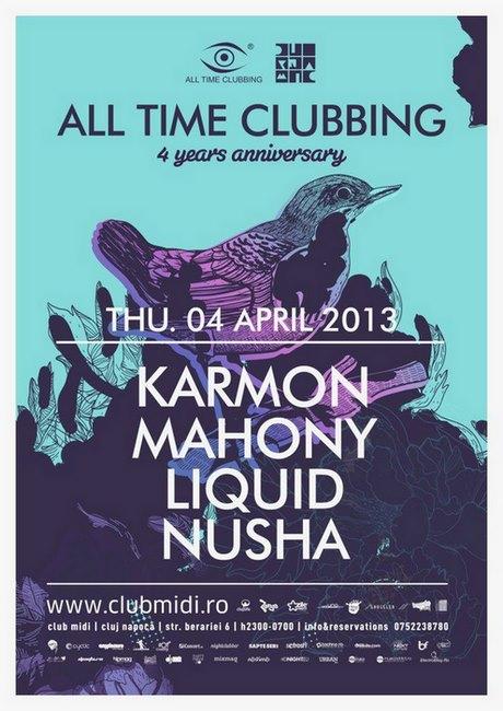 Karmon @ Club Midi
