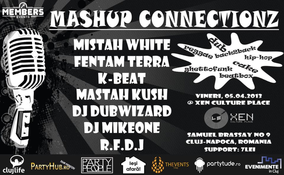 Mashup Connectionz @ Club Xen
