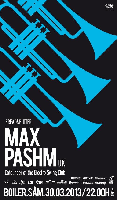 Max Pashm @ Boiler Club