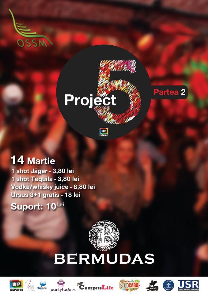 Project 5 part #2 @ Bermudas Pub