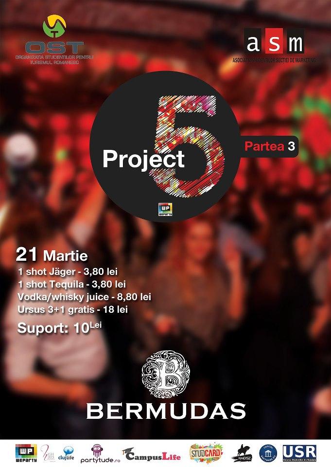 Project 5 – part #3 @ Bermudas Pub