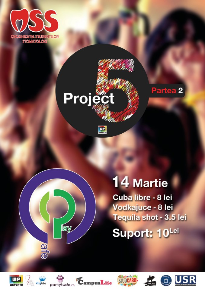 Project 5 – part #2 @ Play Cafe