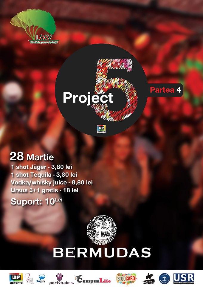 Project 5 – part #4 @ Bermudas Pub