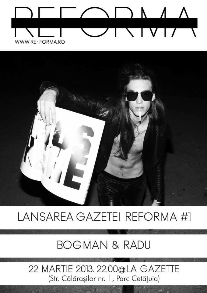 Gazeta Reforma @ La Gazette