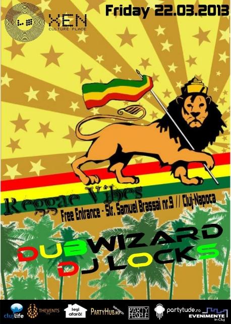 Reggae Vibes @ Club Xen