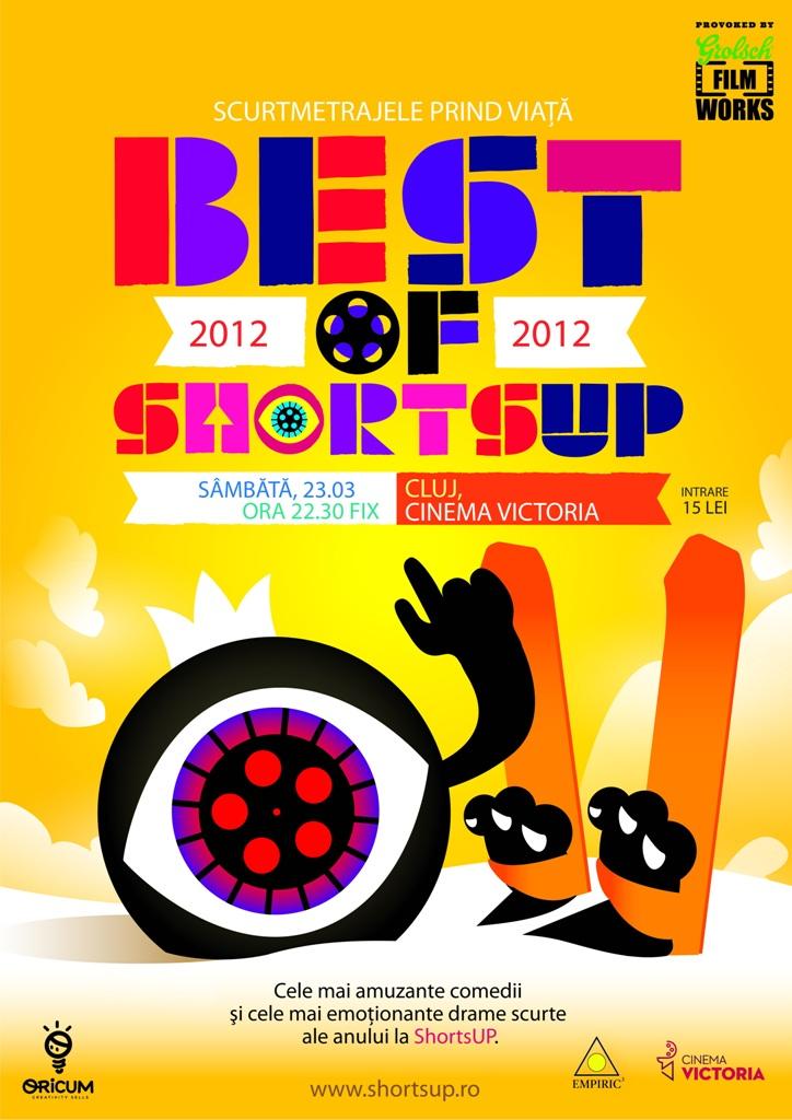 Best Of ShortsUP @ Cinema Victoria